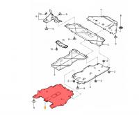 Engine Bay Sheet Metal