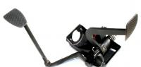 Pedals Shifter & Parking Brake Assembly