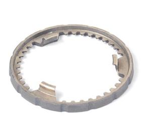 Main Shaft & Synchro Rings