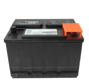 Battery & Fuse