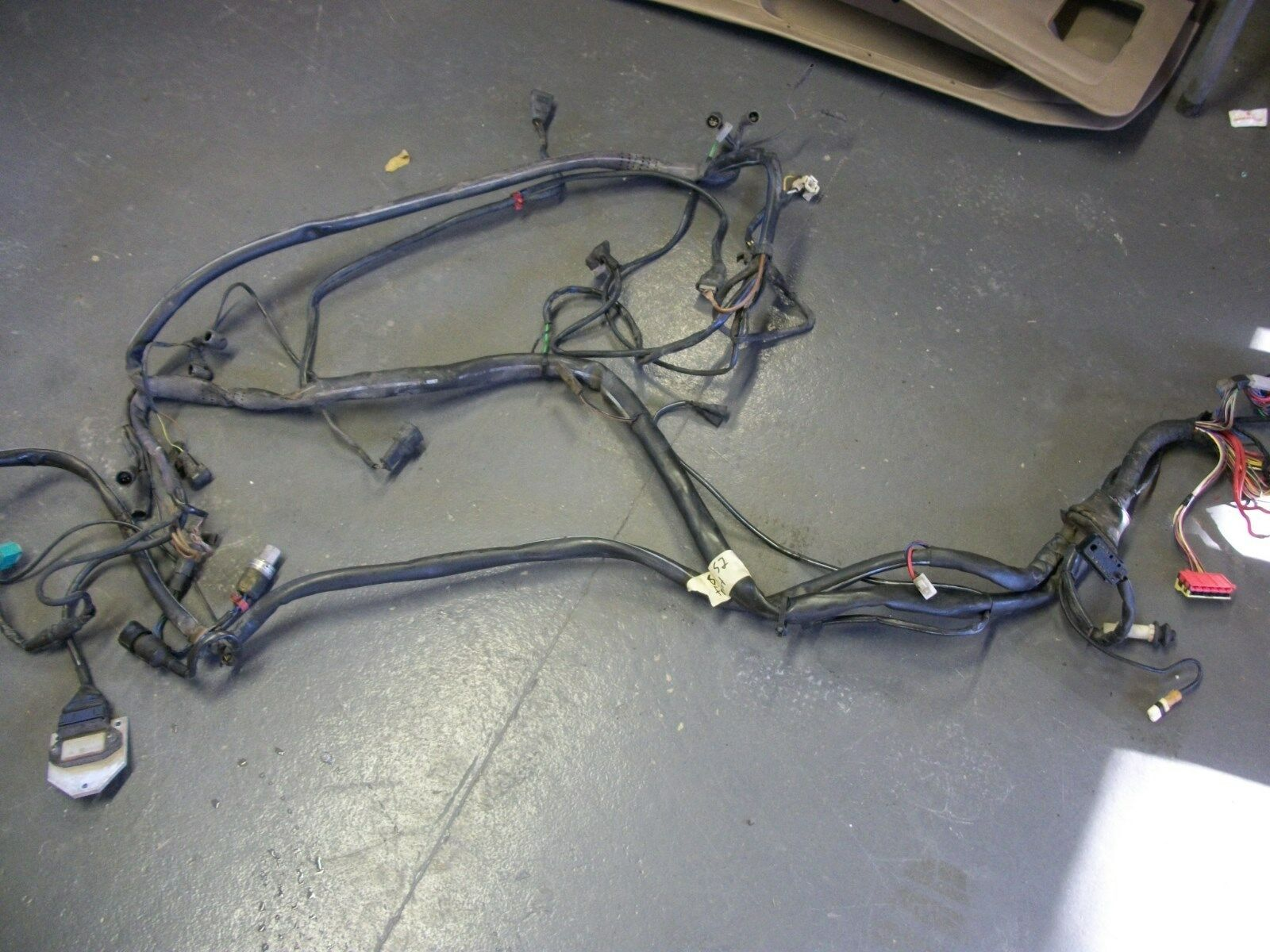 Porsche 944 s2 Front wiring harness complete 1989 – DR911 PartsDR911 Parts